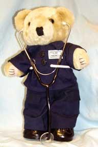 Paramedic Bear