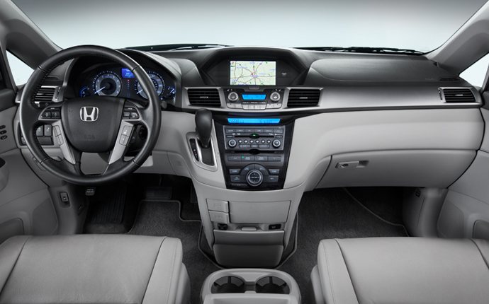 Hight Performance Best Car  honda odyssey 2011 truffle interior