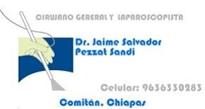 DR JAIME SALVADOR PEZZAT