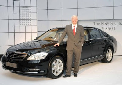 New Mercedes Benz S-Class Cars India
