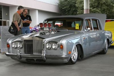 World's Fastest Rolls-Royce Car