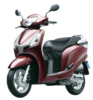 New honda aviator scooter launched with 110cc engine