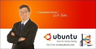 bill gates endorses ubuntu
