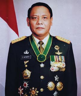 Jenderal TNI Endriartono Sutarto