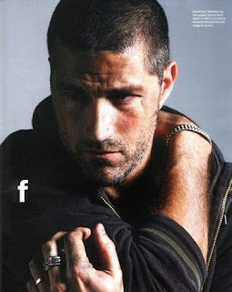 Attractive Matthew Fox Buzz Haircuts