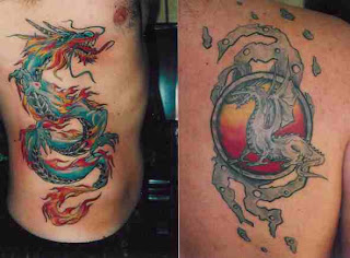 Japanese Tattoos Especially Japanese Dragon Tattoo Designs Picture 1