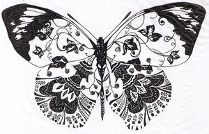 Tattoo Designs, Butterfly Tattoo, Tribal Tattoo