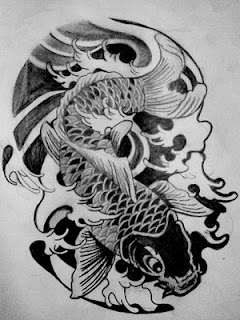 Amazing Japanese Tattoos Especially Koi Fish Tattoo With Image Japanese Koi Fish Tattoo Designs Gallery Picture 3