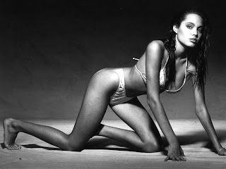 Bikini Wallpapers With Image Angelina Jolie Bikini Wallpaper Picture 7