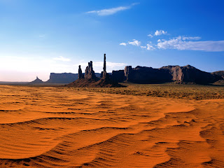 Free Desktop Wallpapers With Image Desert Landscape Wallpaper Picture 2