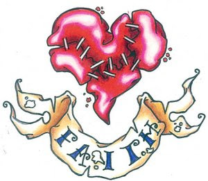 Heart Tattoos With Image Heart Tattoo Designs Especially Broken Heart Tattoos Picture 2