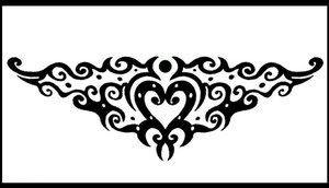 Heart Tattoos With Image Heart Tattoo Designs Especially Heart Tribal Tattoo Picture 10
