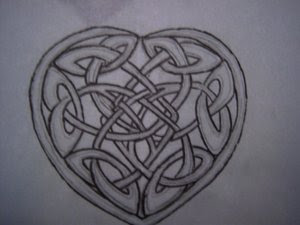 Heart Tattoos With Image Heart Tattoo Designs Especially Celtic Heart Tattoo Picture 8