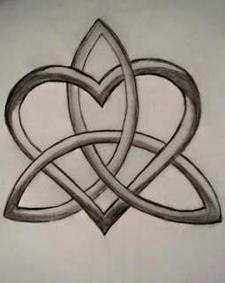 Heart Tattoos With Image Heart Tattoo Designs Especially Celtic Heart Tattoo Picture 6