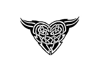 Heart Tattoos With Image Heart Tattoo Designs Especially Celtic Heart Tattoo Picture 2