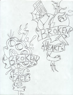 Heart Tattoos With Image Heart Tattoo Designs Especially Broken Heart Tattoo Picture 6