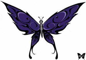 Amazing Butterfly Tattoos With Image Butterfly Tattoo Designs Picture 10