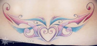 Heart Tattoos With Image Female Tattoos With Heart Tattoo Designs For Lower Back Heart Tattoo Picture 1