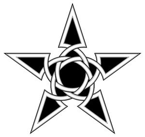 Nice Star Tattoos With Image Tattoo Designs Especially Celtic Star Tattoo Picture 1