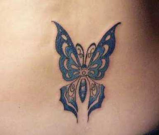 Amazing Butterfly Tattoos With Image Butterfly Tattoo Designs For Female Butterfly Lower Back Tattoo Picture 10