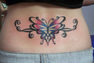 Amazing Butterfly Tattoos With Image Butterfly Tattoo Designs For Female Butterfly Lower Back Tattoo Picture 2