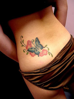 Nice Butterfly Tattoos With Image Butterfly Tattoo Designs For Female Lower Back Butterfly Tattoo Picture 2