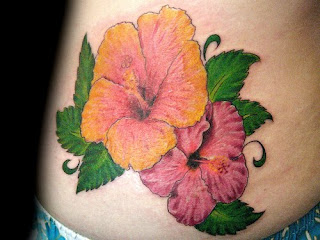 Amazing Flower Tattoos With Image Flower Tattoo Designs For Lower Back Flower Tattoos Picture 9