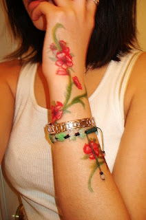 Amazing Flower Tattoos With Image Flower Tattoo Designs For Female Tattoo With Arm Flower Tattoo Picture 3