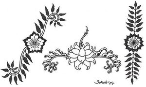 Amazing Flower Tattoos With Image Flower Tattoo Designs For Lower Back Lotus Tattoo Picture 5