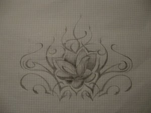 Amazing Flower Tattoos With Image Flower Tattoo Designs For Lower Back Lotus Tattoo Picture 2