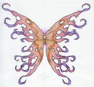 Special Tattoos Design With Image Butterfly Tattoo Designs Picture 3