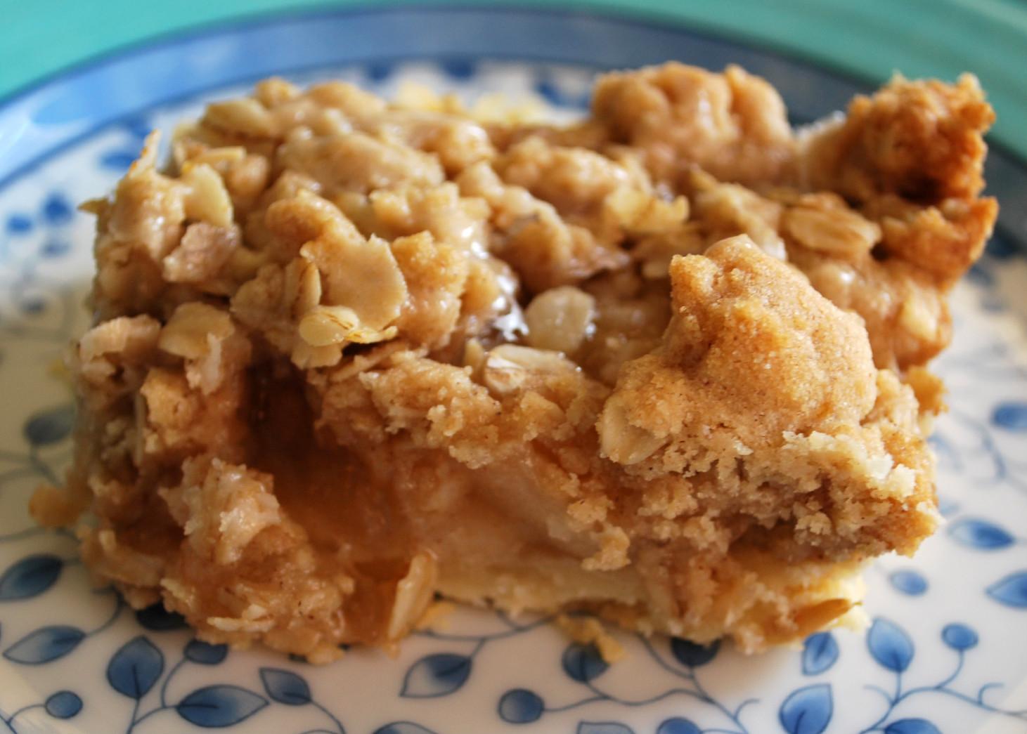 Oat Crumble Crust Recipes — Dishmaps