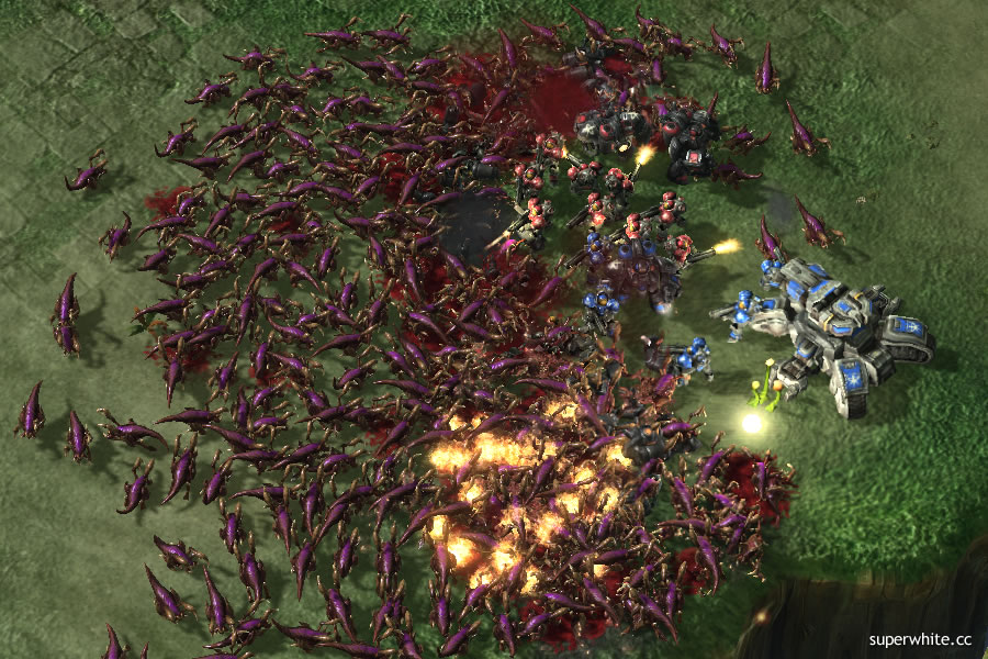 StarCraft 2 Official Thread. ZergRush