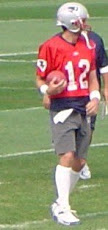 Number 12 at Practice