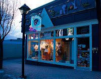 The Kahuna surf shop in downtown Orillia.