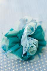 Socialite flower clip Jade combo