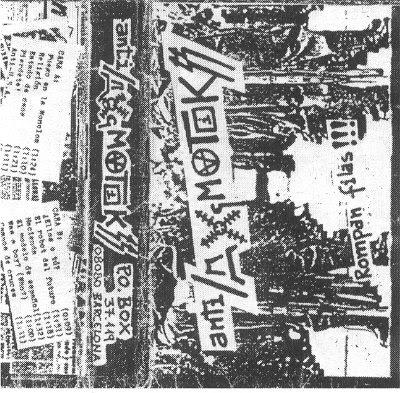 Anti-dogmatikss - Rompan Filas + Unreleased Recordings