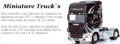 miniature trucks