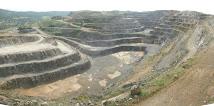 Imágenes de las minas
