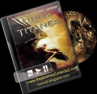 Furia de titanes 1 link 2010