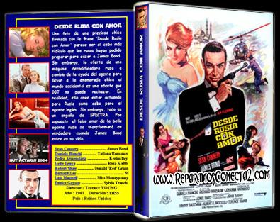 007. Desde Rusia con amor 1963 | Carátula | Cine Clásico