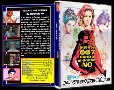 007 contra Dr.No 1962 | Carátula | Cine Clásico