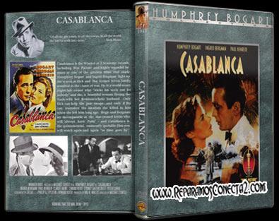 Casablanca  1942 | cover, caratula, dvd.