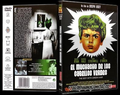 El Muchacho de los Cabellos Verdes [1948] español de España megaupload 2 links, cine clasico