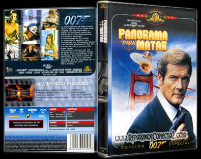 Panorama Para Matar 1985 | Carátula, cine clasico
