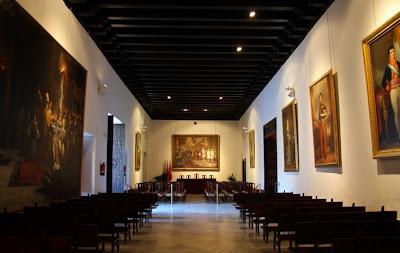 Arte e historia de espa a de la invasi n francesa iv for Cuarto real alcazar sevilla