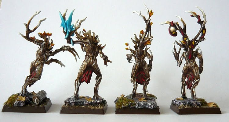 Skavenblight's Wood Elves Dryad03