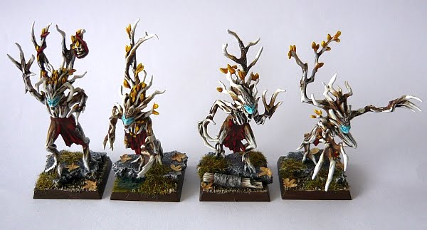 Skavenblight's Wood Elves D2