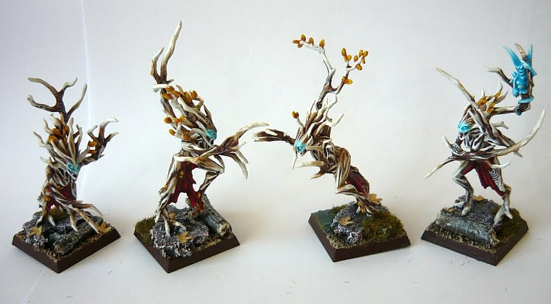 elves - Skavenblight's Wood Elves D5