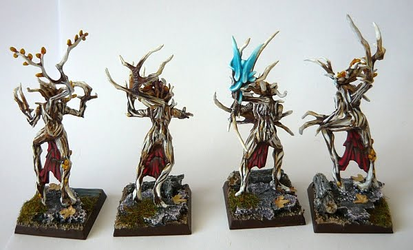 Skavenblight's Wood Elves D4